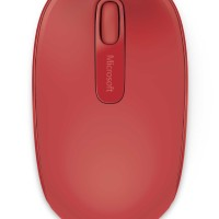 Microsoft Wireless Mobile Mouse 1850  (flame red V2)