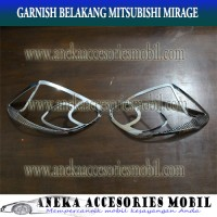 harga Garnish Lampu Belakang/Rear Lamp Garnish Mobil Mitsubishi Mirage Tokopedia.com