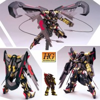 Bandai HG 1/144 Astray Gold Frame gundam