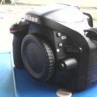 NIKON D5200 Kit VR - Black