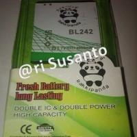 harga Baterai Rakkipanda Bl242 For Lenovo A6000 Double Power 4000mah Tokopedia.com