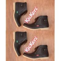Sepatu Boot Kickers Saku Formak kerja