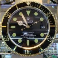 JAM Dinding Rolex Oyster Perpetual Submariner MURAH