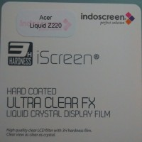 Acer Liquid Z220 Anti Gores Iscreen Clear, Screen Guard Protector