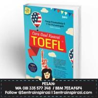 Cara Gaul Kuasai TOEFL by Yusup Priyasudiarja & Y. Sri Purwaningsih