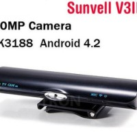 Android TV BOX: TVcam V3II with 5MP Webcam