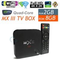 Android TV BOX: Beelink MXIII CPU Quadcore KitKat