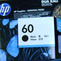 Original Cartridge - HP - HP 60 Black