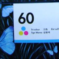 Original Cartridge - HP - HP 60 Colour