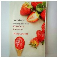 Innisfree Strawbeery Face mask
