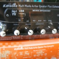 harga Kit Power Amplifier Stereo Sub Woofer,karaoke + Mp3