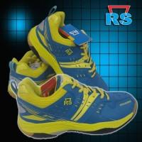 Sepatu Bulutangkis/Badminton Shoes RS Jeffer 780 (Jade Yellow)