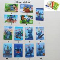 Stitch Sticker Kartu ATM