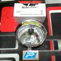 harga Headlamp / Lampu Depan Vixion Bulat Tokopedia.com