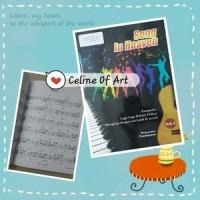 Song in Heaven (Kumpulan Lagu Rohani + VCD Tutorial 45 lagu)