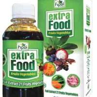 EXTRA FOOD  ektrak sinergi 21 buah dan sayuran
