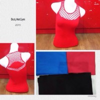harga Baju Senam Jala / Baju Jaring / Baju Senam Murah / Baju Fitness Gym Tokopedia.com