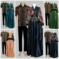 couple batik semi sutera