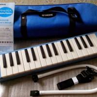 harga Alat Musik Pianika Tiup Merk Yamaha Biru Baru New Harga Murah Mantap Tokopedia.com