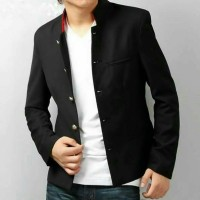 harga Blazer Crowszero, Jas Semi Formal Korea Style Tokopedia.com