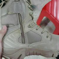 harga Sepatu Delta Tactical Boots Tokopedia.com