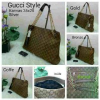 Tas Import Gucci style