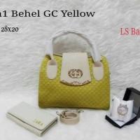 3 in 1 Behel GC Yellow