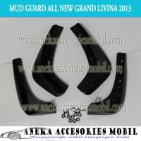Mud Guard/Mud Flaps/Tahanan Lumpur Asli Nissan All New Grand Livina