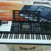 Keyboard techno T-9880i