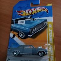 Hotwheels Hot Wheels 64 Chevy Chevelle SS Blue