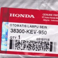 Winker Relay Assy/Relay Sein/Flasher Sein Honda Astrea (38300-KEV-950)
