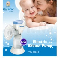 Jual IQ Baby Breast Pump Electric Pompa Asi Bayi Elektrik BPA Free Murah