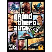 PC Game Grand Theft Auto V GTA 5 (Original)