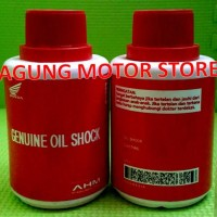 OLI Sok/Shock Depan Showa HONDA AHM / Hydrolic Oil (175ml)