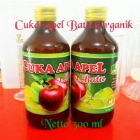 Cuka Apel Organik Apple Cider Vinegar Organic