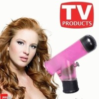 wind spin windspin curler hair dryer easy curl easycurl keriting catok