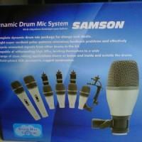 Mic Drum SAMSON DMK 7KIT