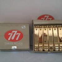 GUNTING KUKU 777 GOLD BESAR DI JAMIN ASLI & TAJAM