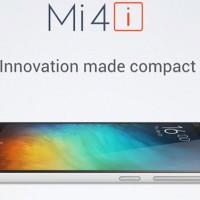 Xiaomi Mi 4i White Smartphone [16 GB/LTE/Garansi Resmi]