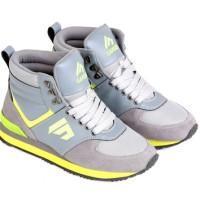 harga Sepatu Sport / Sneakers Pria GARSEL FALL WINTER E 006 Bahan Kulit Tokopedia.com