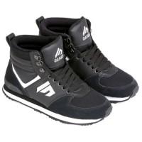 harga Sepatu Sport / Sneakers Pria GARSEL FALL WINTER E 004 Bahan Kulit Tokopedia.com