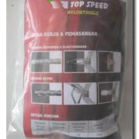 "Nylon Toggle TS-10 ""Top Speed"" (Pack 100 pcs)"