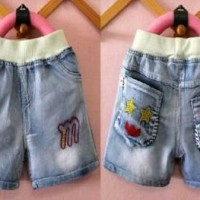 Celana Jeans Mickey KXWZ