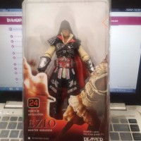 Assasin's Creed II Ezio Master Assassin NECA Ubisoft