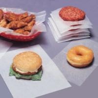 Jual Grosir Kertas Nasi 22x26 KFC Paper Warp Burger Kebab putih laminasi Murah