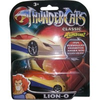 Harga Bandai Namco Games Mainan Koleksi Thundercats Classic Supercarz Lion O | WIKIPRICE INDONESIA