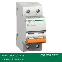 MCB Schneider DOM11232SNI- 2P 16a