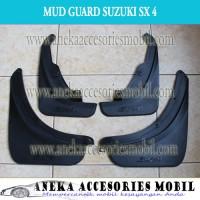 harga Mud Guard/mud Flaps/kepet Lumpur/tahanan Lumpur Mobil Suzuki Sx4 Tokopedia.com