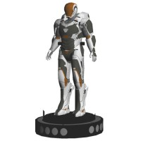 Iron Man Mark 39 Gemini