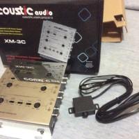 Crosover XM3C Coustic audio
